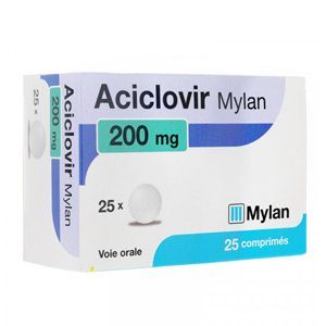 Aciclovir Sans Ordonnance