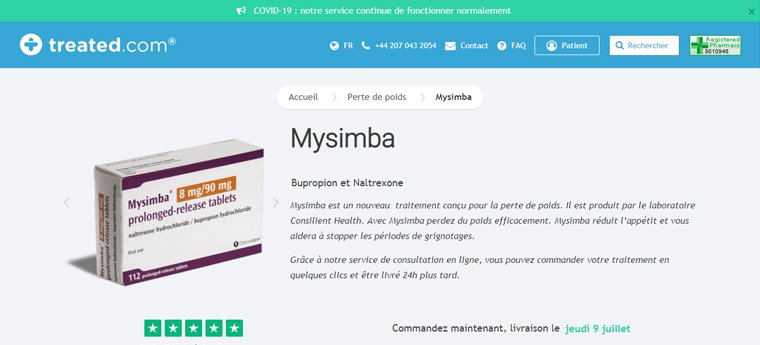 mysimba en ligne