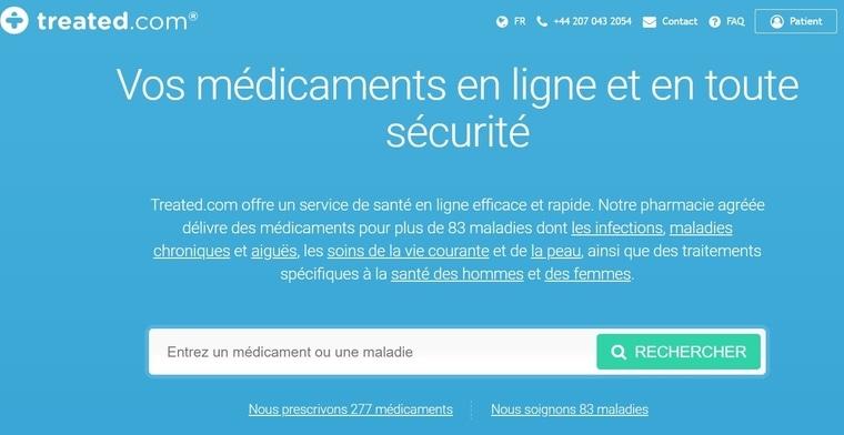 Avis Treated.com France